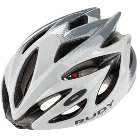 Rudy Project Rush Helmet grey/titanium shiny
